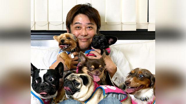 坂上忍5000万円の家(新居)は亡き愛犬リクのためだった。のアイキャッチ