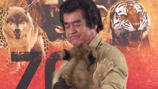 藤岡弘とライオン