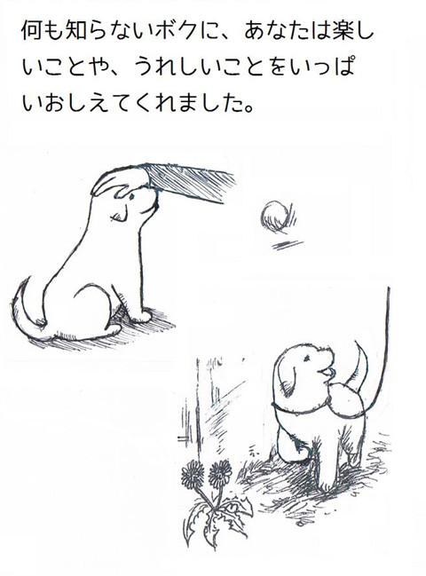 ある犬のおはなし4