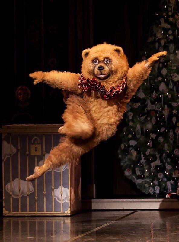 キレキレな熊3