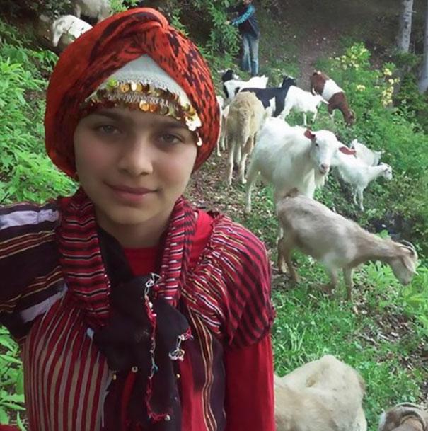 トルコの少女1