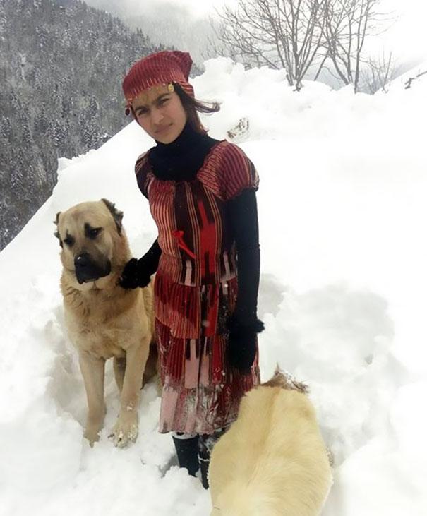 トルコの少女3